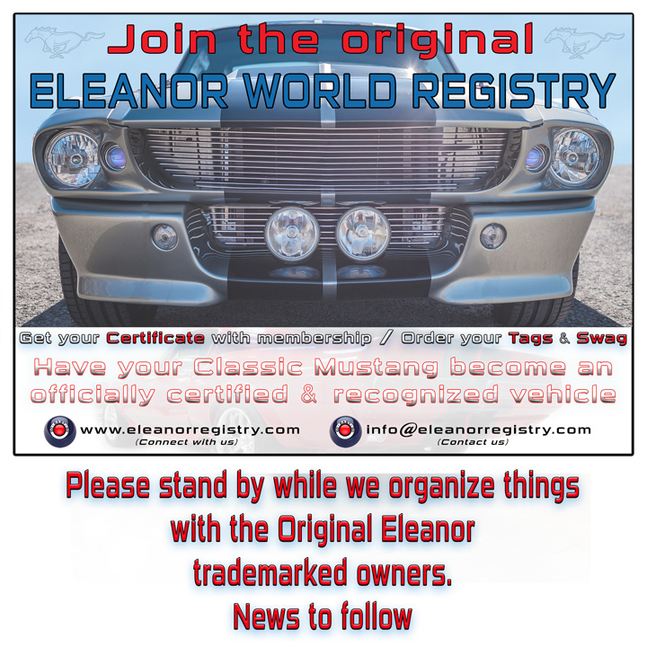 Eleanor Registry Coming Soon